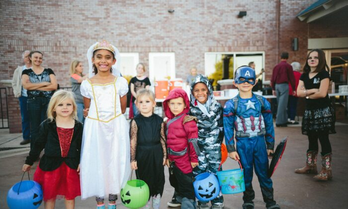 Halloween is a uniquely dangerous time for children with allergies, and a good time to raise allergy awareness, say researchers. (Conner Baker/Unsplash)
