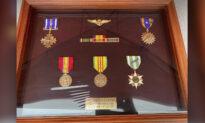 Virginia Sheriff Replaces Marine Corps Vietnam Veteran's Medals Stolen in Burglary