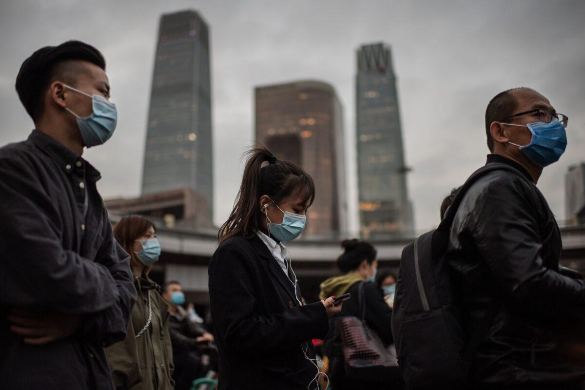 CHINA-HEALTH-VIRUS-ECONOMY