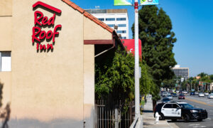Santa Ana Sues the Red Roof Inn, Calling Motel a 'Public Nuisance'