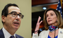 Mnuchin, Pelosi to 'Regroup' for Stimulus Talks as Trump Pushes for Deal