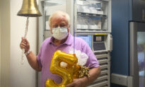 Stage 4 Pancreatic Cancer Survivor Beats 3 Percent Odds, Lives to Ring Victory Bell After 5 Years