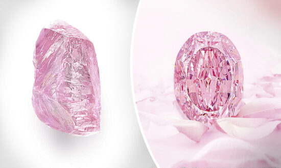 Ultra-Rare 14.83-Carat Purple-Pink Diamond Expected to Fetch $38M at Auction