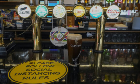 After UK Beer and Pub Sales Plummet, Industry Leaders Call for Sector Re-Opening Date