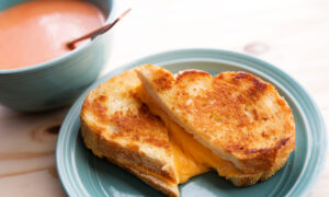 Anatomy of a Classic: Grilled Cheese and Tomato Soup
