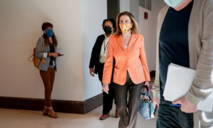 Pelosi: 'We're Just About There' on Pandemic Relief Deal