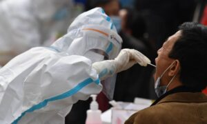 China in Focus (Nov. 12): Chinese City Faces New Round of Mass Virus Testing