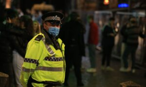 UK Police Given Access to Details of People Told to Self-Isolate