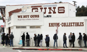 110,000 Californians Bought Guns During Pandemic, Citing Fear of 'Lawlessness': Study