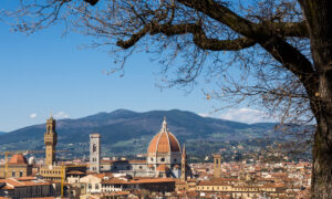 Faith and Beauty Meet in Florence's Cathedral Square