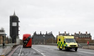 Greater Manchester MP in Hospital After Positive COVID-19 Test