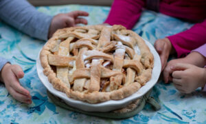Apple Pie, From Orchard to Oven