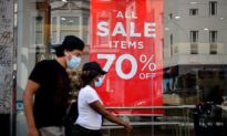UK Store Closures Hit Record Levels