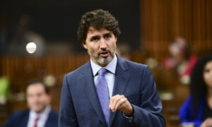 Trudeau Liberals Face Confidence Vote Over Proposed Anticorruption Committee