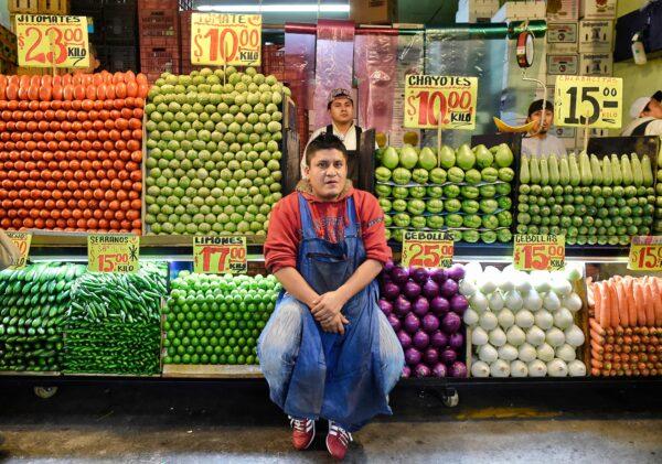 MEXICO-MARKET-CENTRAL DE ABASTO