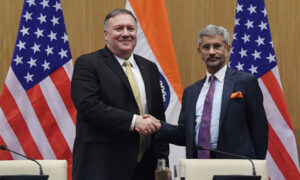 China Insider: Pompeo Signs US-India Military Agreement to Counter the CCP