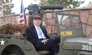 WWII Veteran, 97, Receives Seven Medals for His Service 74 Years Later