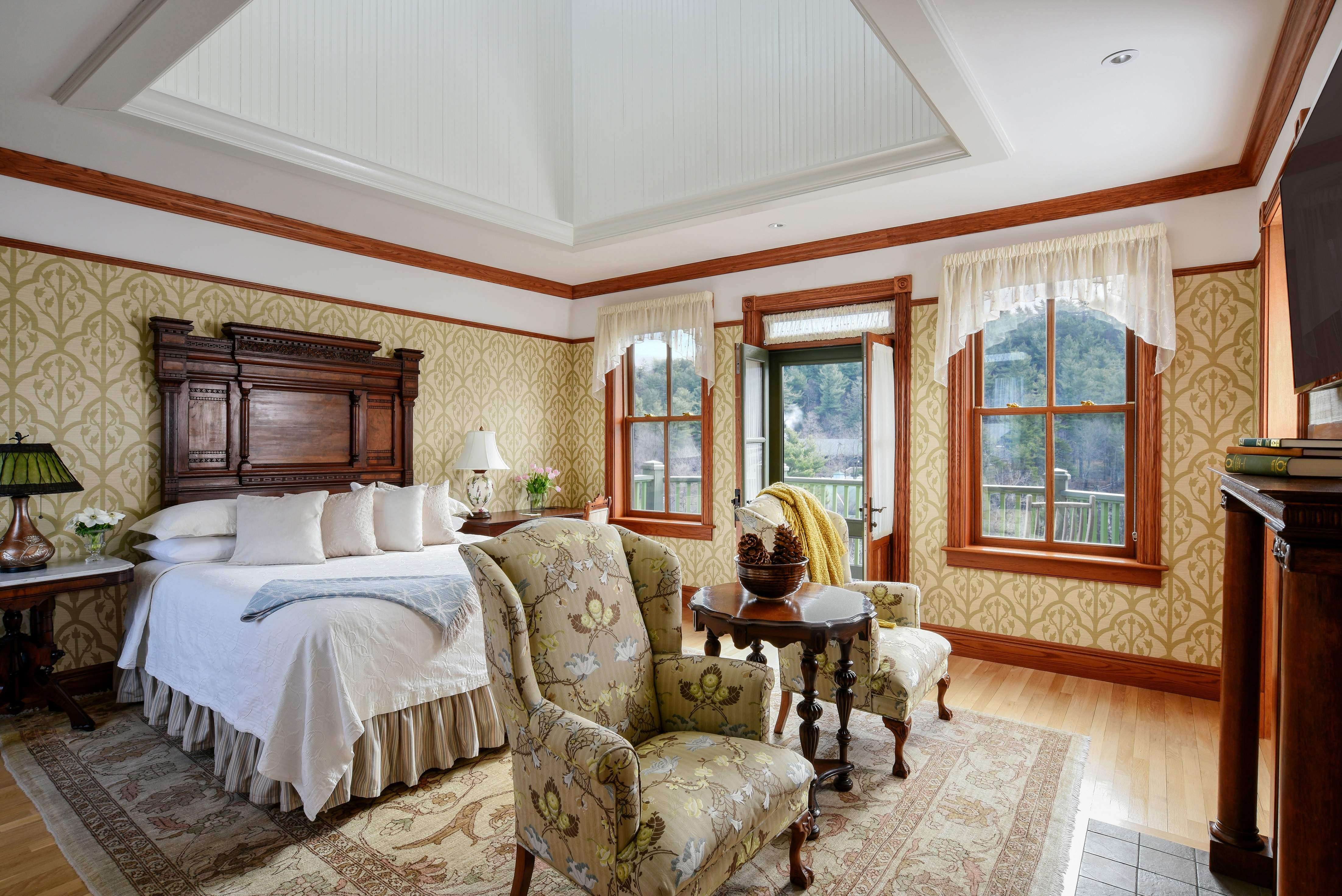 Mohonk Mountain House by Ken Hayden Photography