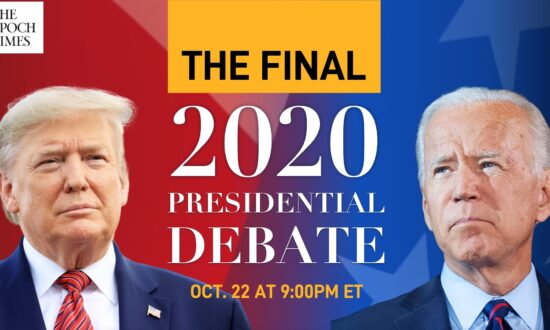Full Video: Final 2020 Presidential Debate Between Trump and Biden