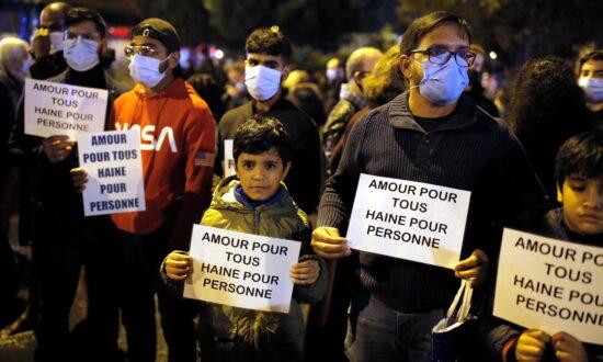France Bans Islamic Group After Teacher's Beheading