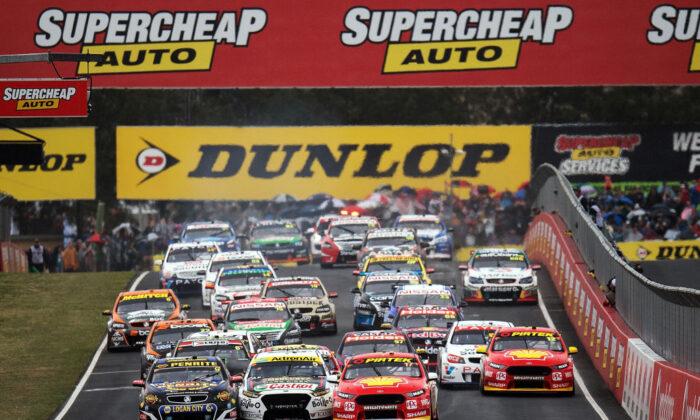 Bathurst 1000 Motor racec, October 8, 2017 in Bathurst, Australia.  (Daniel Kalisz/Getty Images)