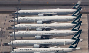 Cathay Pacific Cuts 8,500 Jobs, Shutters Regional Airline