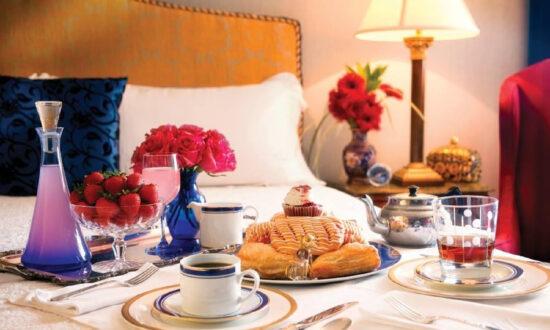 The Luxury of Your Bedroom