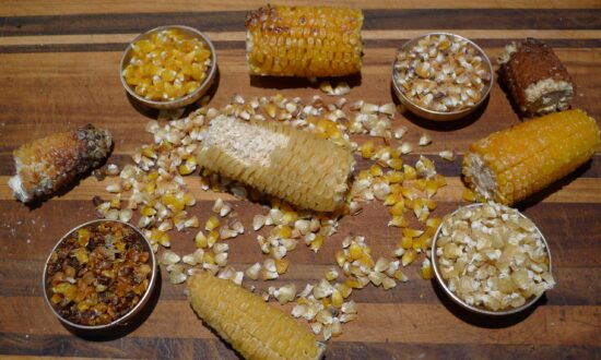 Better Than Candy Corn: Make Chicos, Smoky, Nutty-Sweet Native American Dried Corn