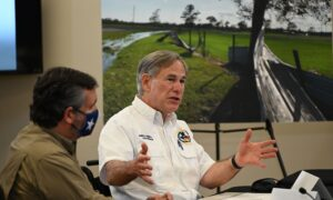 Texas's Abbott Rated Best Governor on Economy, COVID Response: Report