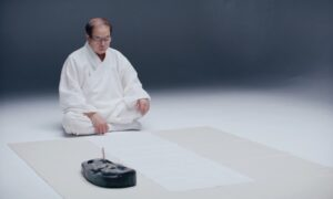 Renowned Calligrapher's First US Work Featured in Documentary