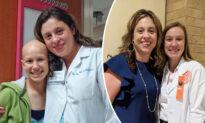 Childhood Lymphoma Survivor Returns to Hospital a Decade Later as Pediatric Oncology Nurse