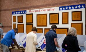 Election Finale Arrives, but Winner May Not Be Declared for Days