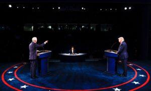 In Debate, Trump Presses Biden to Explain Son's Foreign Business Deals