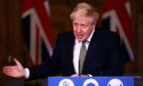 Johnson Faces Tory Rebellion Ahead of New Tiered Lockdown Announcement