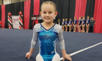 Girl, 8, Born Without Legs Is Now a Little Gymnast: 'You Can Overcome'