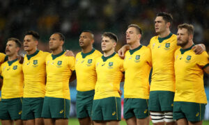 Australia's National Rugby Team Refuses to Take a Knee for Black Lives Matter