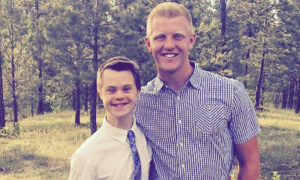Man Asks Brother With Down Syndrome to Be His Best Man, Bride-to-Be Films It All