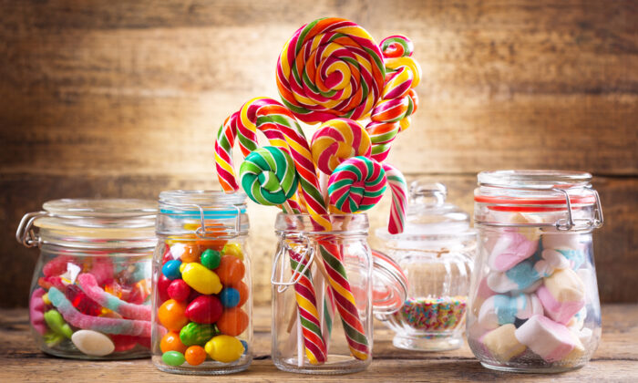 October is a good month to stock up on candy. (Nitr/Shutterstock)