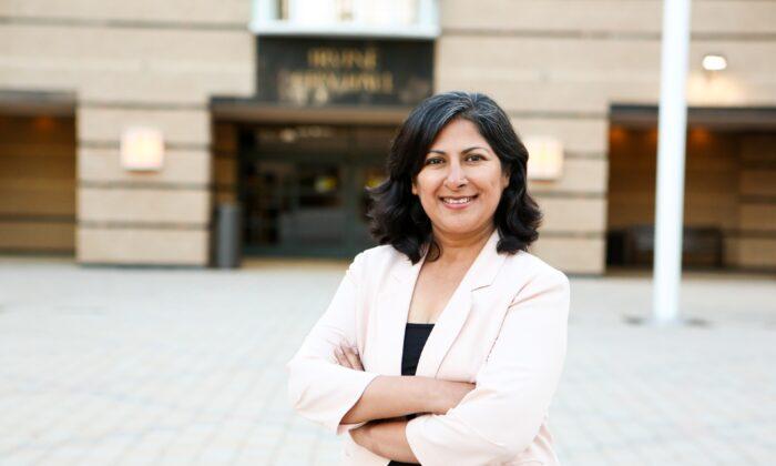 Councilmember Farrah Khan of Irvine, Calif. (Courtesy of Farrah Khan)