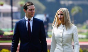 Jared Kushner and Ivanka Trump May Sue Anti-Trump Group Over 'Defamatory' Billboards in New York