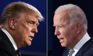 Trump and Biden Vie for Votes in Battleground States in Final Weekend Before Election Day
