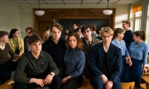 Popcorn and Inspiration: 'The Silent Revolution': A Must-See for High Schoolers