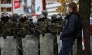 Belarus Police Fire Stun Grenades at Protesters as Opposition Threatens National Strike