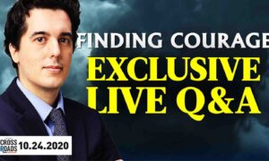 Finding Courage | Live Q&A With Crossroads' Joshua Philipp