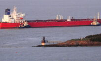 UK Seizes Oil Tanker Off Isle of Wight, Detains 7 Stowaways