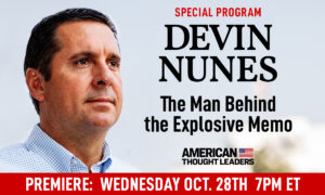 Programming Alert: Devin Nunes: The Man Behind the Explosive Memo
