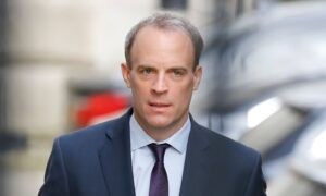 UK's Raab Says Violence in Afghanistan Must End as Parliament Recalled From Summer Recess