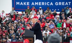 Trump Holds 3 Rallies in Pennsylvania as He Courts Voters in Battleground State