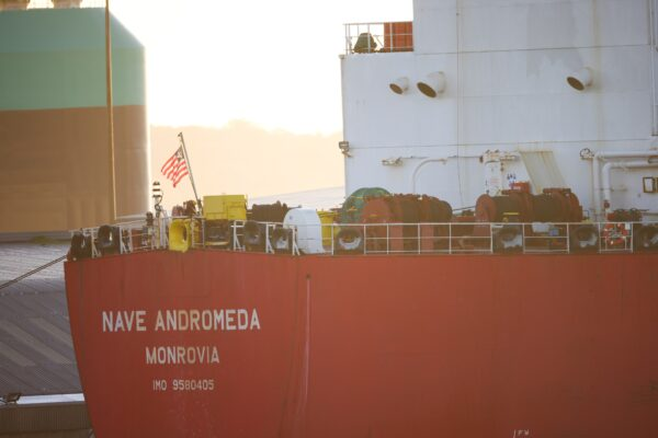Nave Andromeda