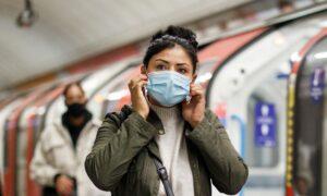 1 in 50 Londoners Had CCP Virus Last Week as New Variant Spread: Swab Test Data